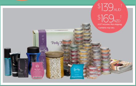 Scentsy-New-Zealand-Starter-Kit
