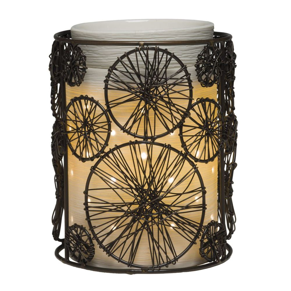 Spokes Scentsy Warmer Wrap