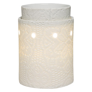 Lace Scentsy Warmer
