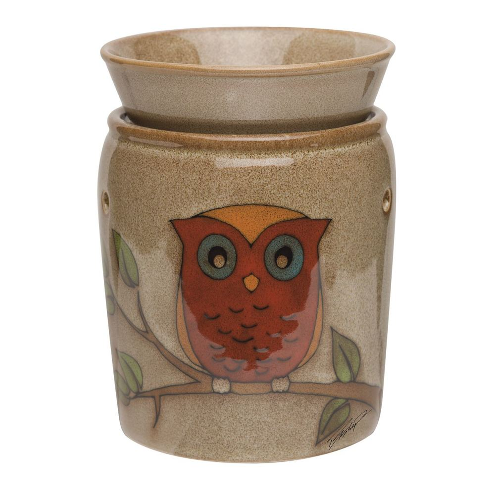 Owlet Scentsy Warmer