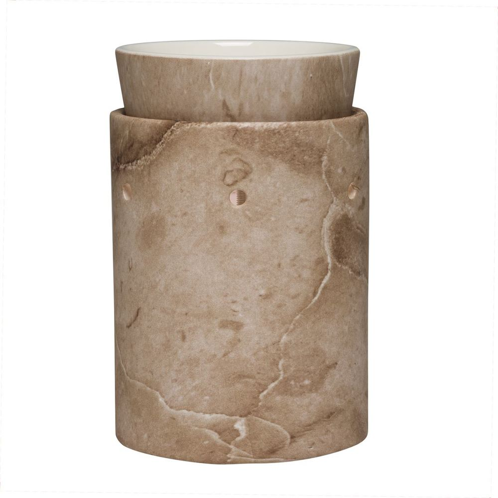 Travertine Scentsy Warmer