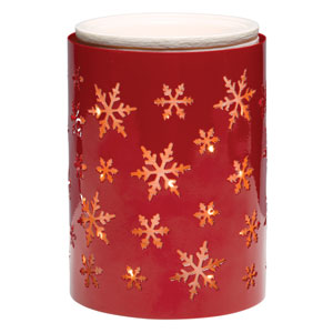 Snowburst Scentsy Warmer Wrap UK and Europe