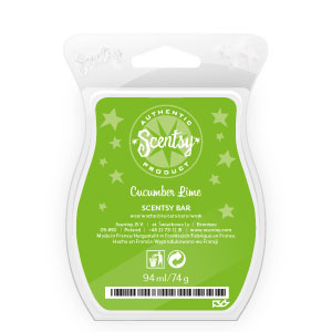 Cucumber Lime Scentsy Bar