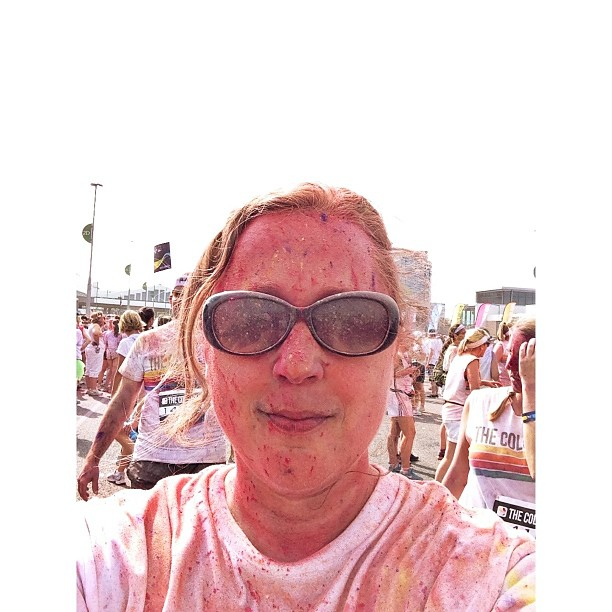 Living Life to the Full with the Colour Run 5k