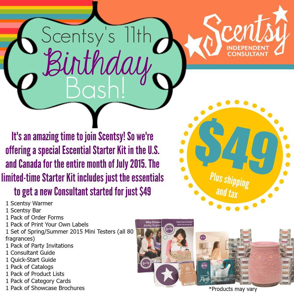Scentsy News