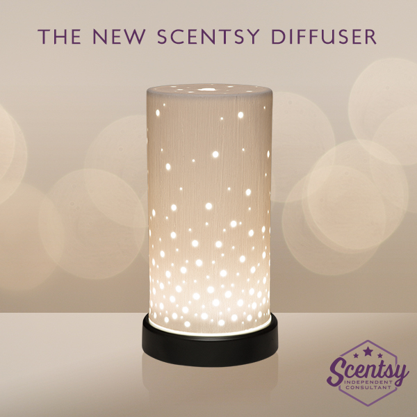 Aspire Essential Oil Scentsy Diffuser