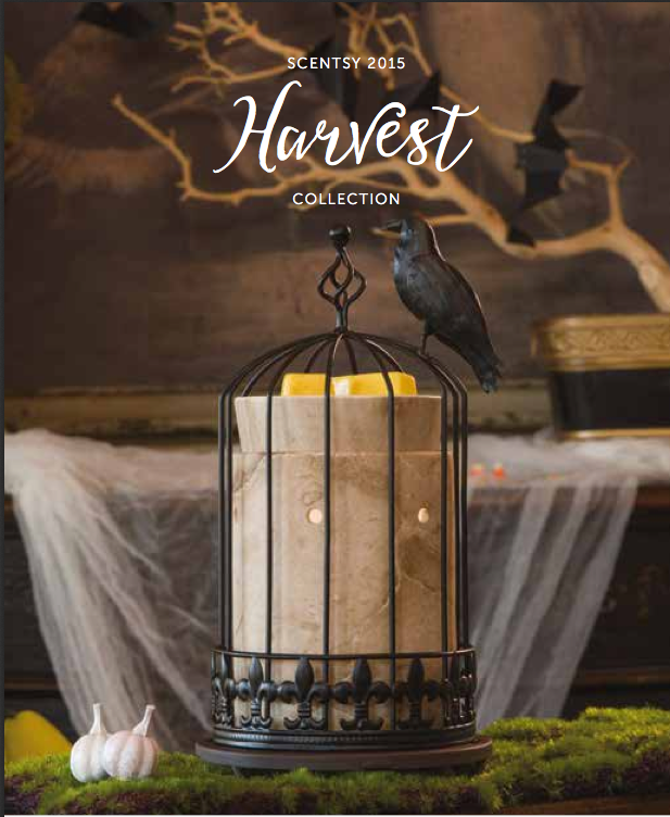 Scentsy Harvest Halloween Collection