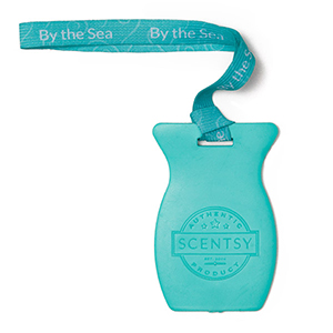 by the sea car freshener