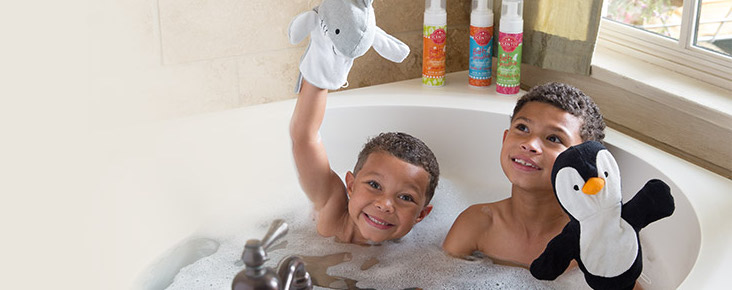 Scentsy Scrubby Buddies:  Kids Animal Brush Hand Bath Sponge Loofas