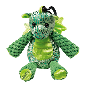 SCOUT DRAGON BUDDY CLIP SCENTSY