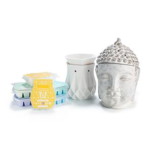 PERFECT SCENTSY COMBINED £39 + £33 WARMER
