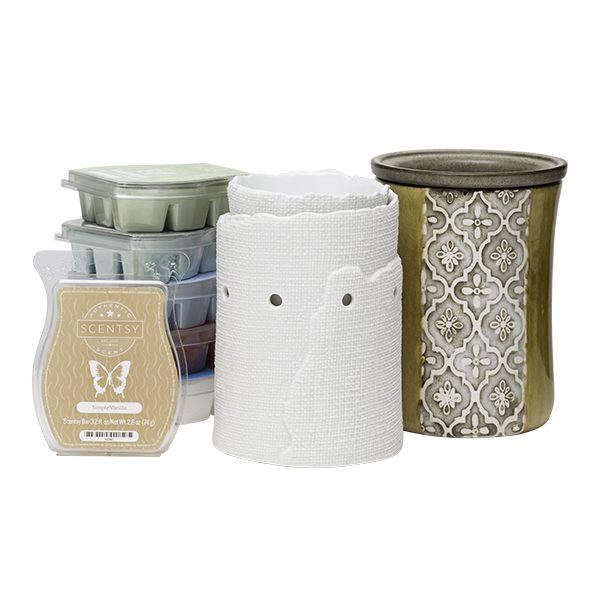 PERFECT SCENTSY £33 WARMER