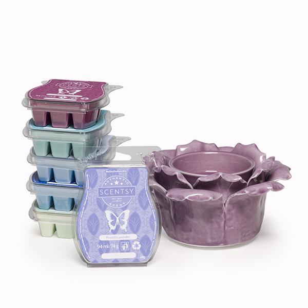 PERFECT SCENTSY £39 WARMERS