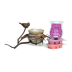 SCENTSY SYSTEM £44 WARMER