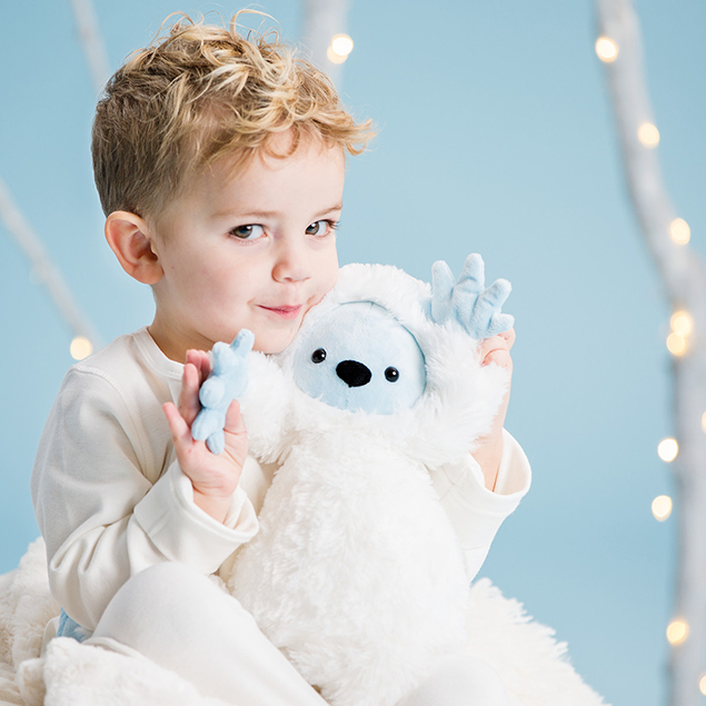 Boris the Yeti Scentsy Buddy Limited Edition
