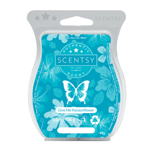 Give me Passionflower Scentsy Bar