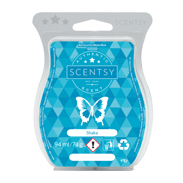 Shaka Scentsy Bar Wax