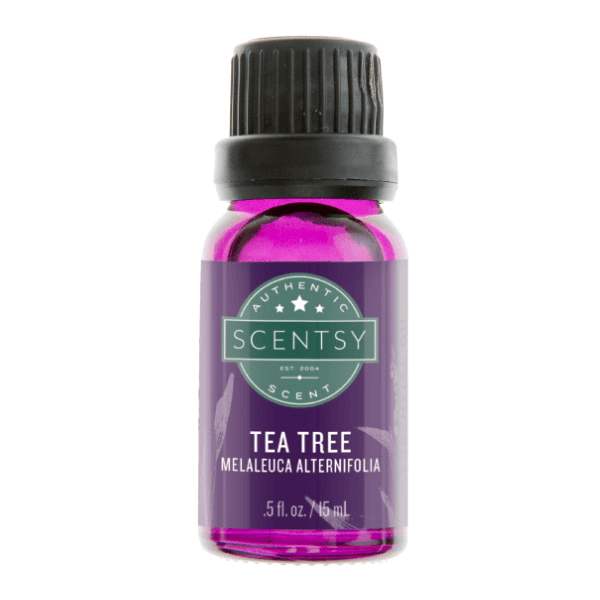 Rich, earthy melaleuca alternifolia soothes and refreshes.