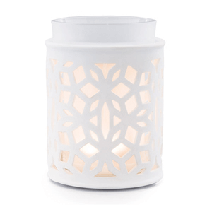 Add a burst of pristine light to any space with the lovely Darling White.