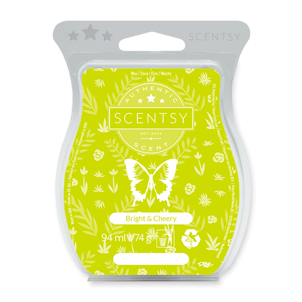 Bright & Cheery Scentsy Bar UK