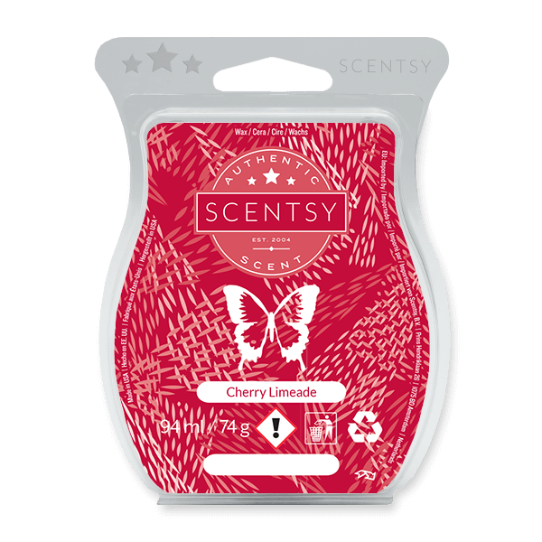 CHERRY LIMEADE SCENTSY BAR UK