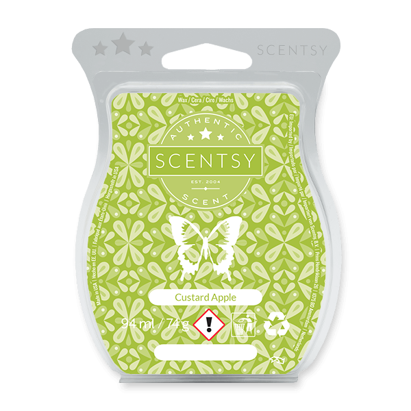 CUSTARD APPLE SCENTSY BAR UK
