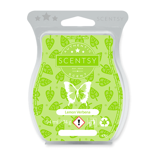 LEMON VERBENA SCENTSY BAR UK