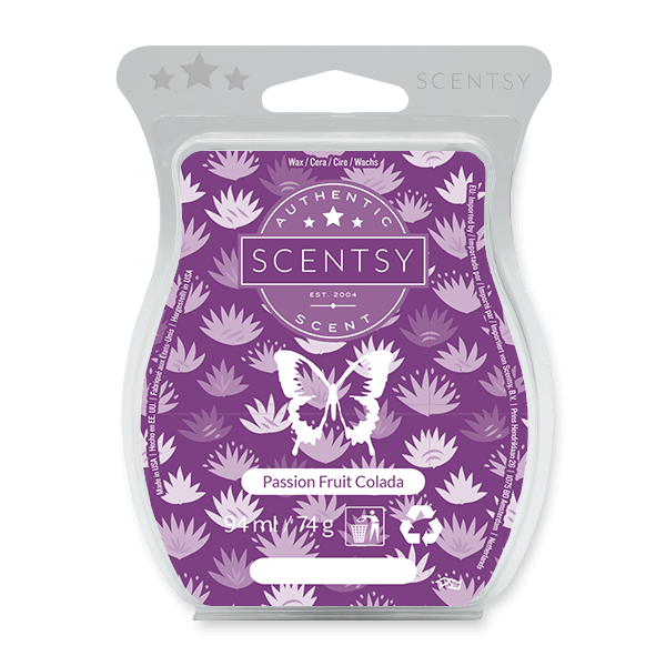 PASSION FRUIT COLADA SCENTSY BAR UK