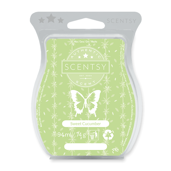 SWEET CUCUMBER SCENTSY BAR UK