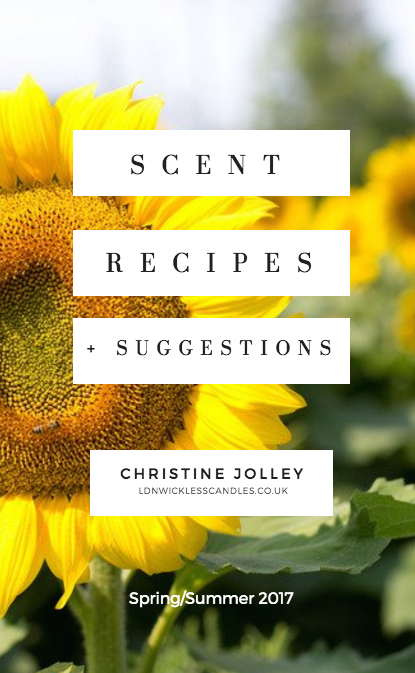 Scentsy Scent Suggestions & Fall Winter Recipes