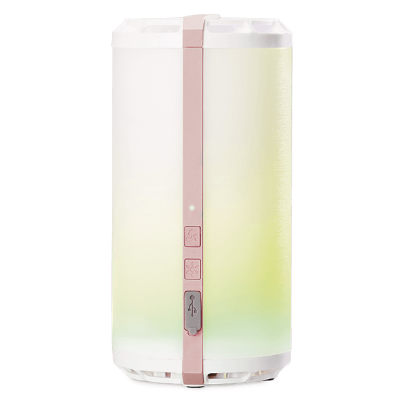 Scentsy Go:  Rose Gold Battery Operated Home Fragrance System