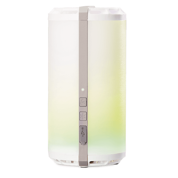 Scentsy Go Silver:  Battery Operated Home Fragrance