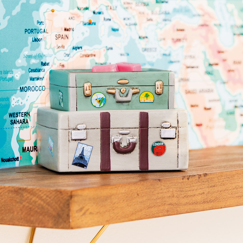 Bon Voyage Scentsy Warmer