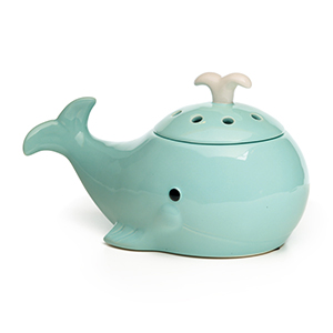 Whale Blue UK Wax Burner