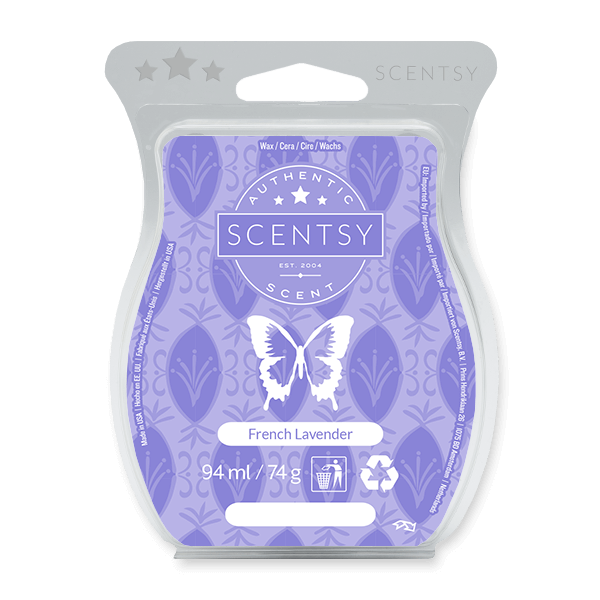 Pure, herbal fragrance of wild lavender from the hills of France.  Wax melts UK + Europe