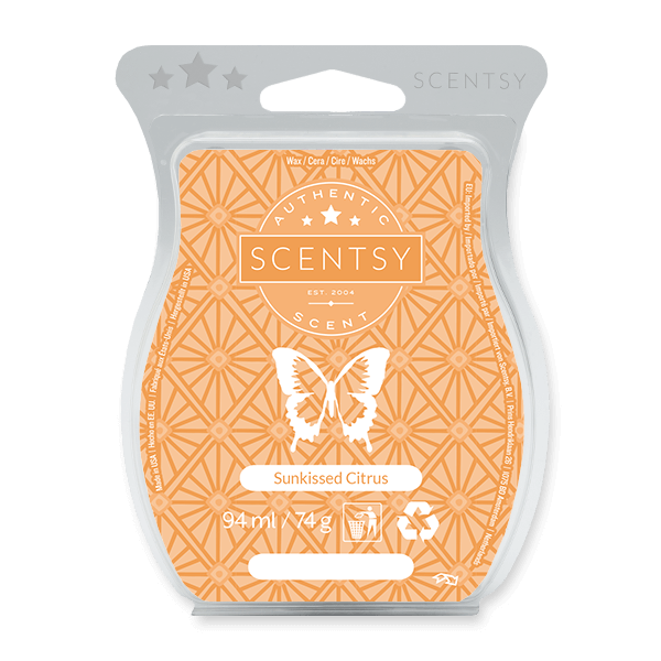 Lively blend of oranges, lemons, limes, and grapefruit.  home fragrance wax