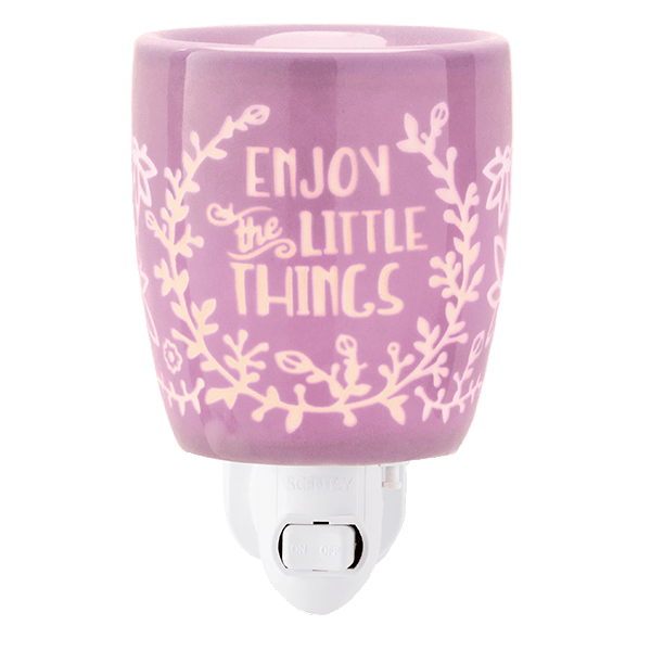 Enjoy the Little Things Mini Warmer