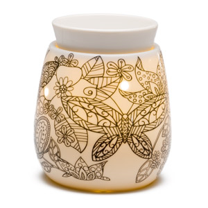 Reimagine Adult Colouring Book Warmer
