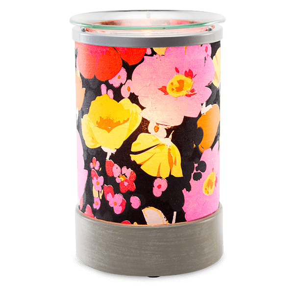 Poppy Party Scentsy Warmer