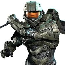 green video game characters - master chief