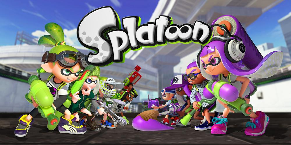 Splatoon - videa game review