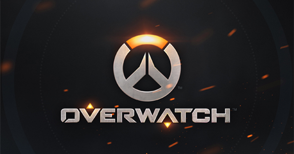overwatch logo - video game review