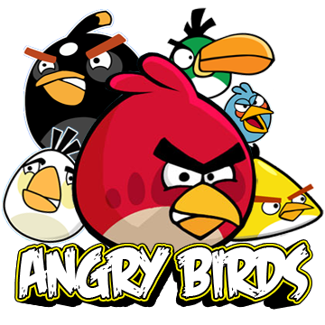 Top 100 Video Games - angry birds