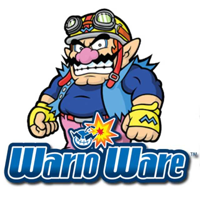Top 100 Video Games - wario ware