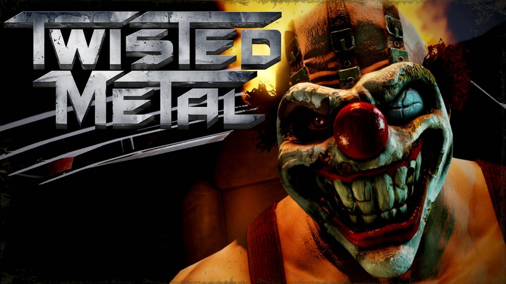 Top 100 Video Games - twisted metal