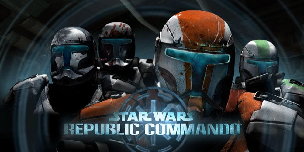 Top 100 Video Games - star wars republic commando