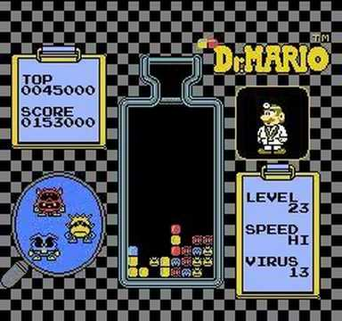 Top 100 Video Games - dr mario