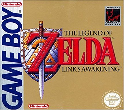Top 100 Video Games - the legend of zelda links awakening