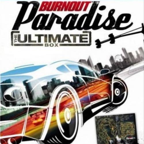 Top 100 Video Games - burnout paradise