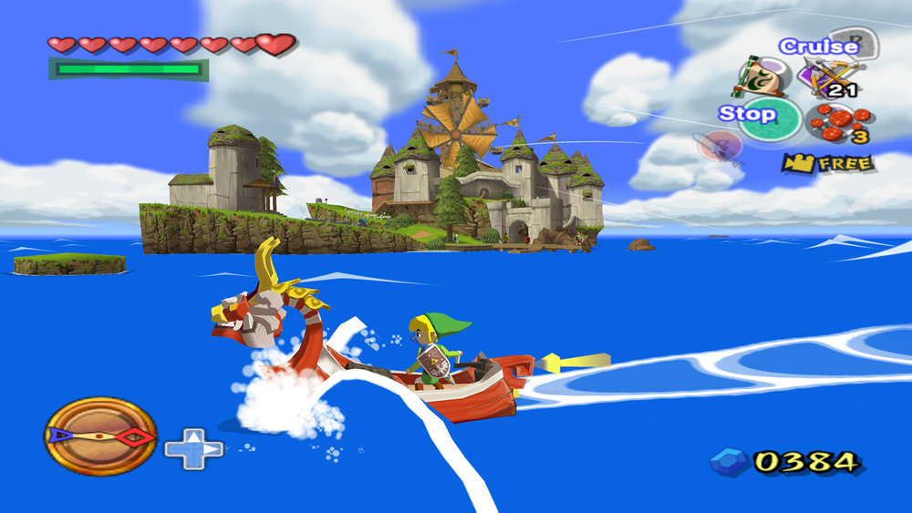 Top 100 Video Games - the legend of zelda wind waker